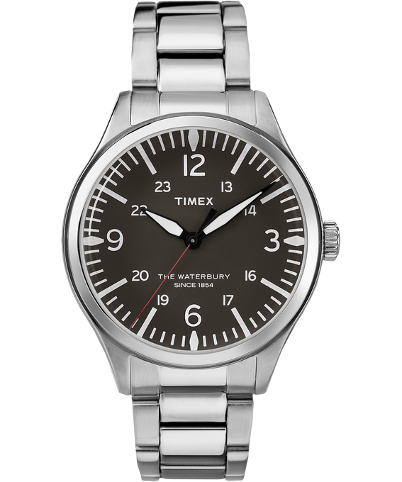 Waterbury Traditional 38mm Stainless Steel Watch