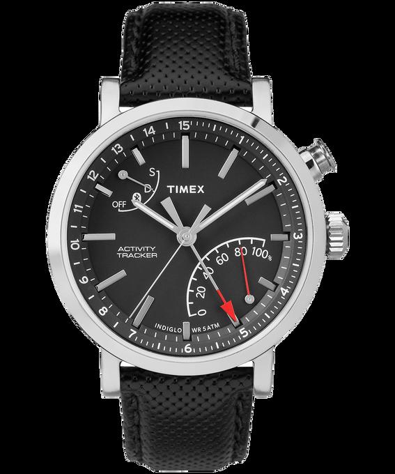 iQ+ Move Metro 42mm Leather Watch