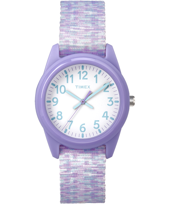 Kids Analog 32mm Digipattern Nylon Strap Watch