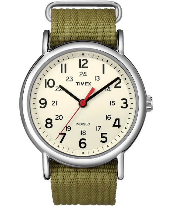 Weekender 38mm Nylon Strap Watch