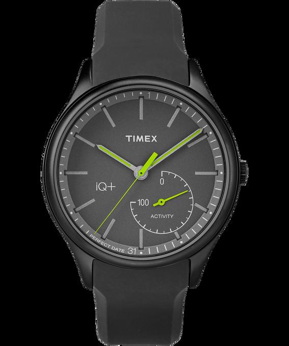 iQ+ Move 41mm Silicone Strap Watch