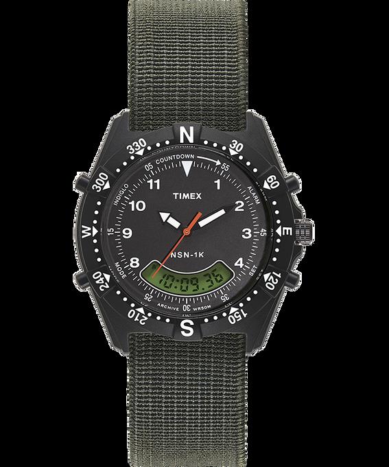 Zegarek NSN-1K z kopertą 39 mm i paskiem z elastycznego materiału