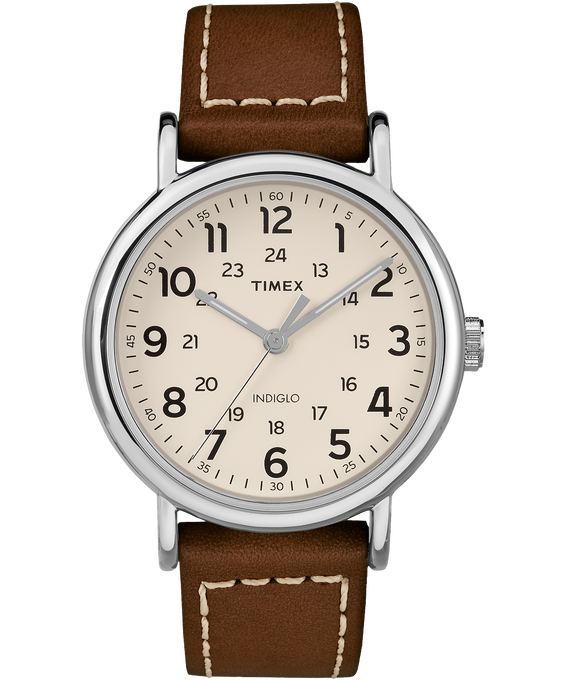 Weekender 2 Piece 40mm Leather Watch