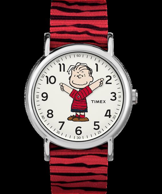 Linus 38mm Nylon Strap Watch