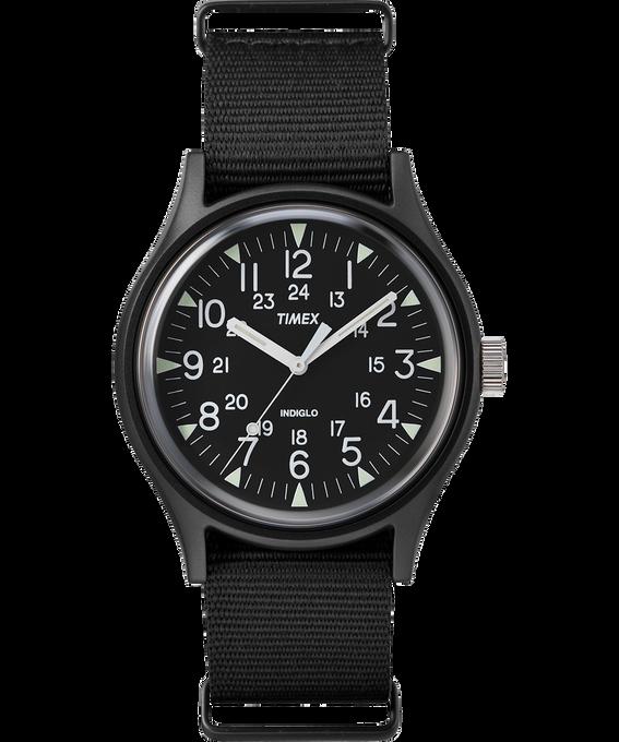 MK1 Aluminum 40mm Nylon Strap Watch