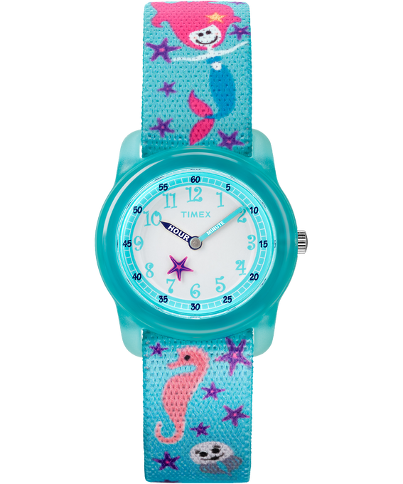 Kids Analog 32mm Nylon Strap Watch