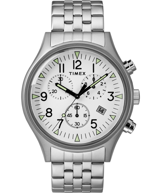 MK1 42mm Stainless Steel Watch