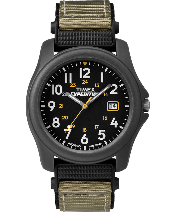 Expedition Camper 39mm Nylon Strap Watch