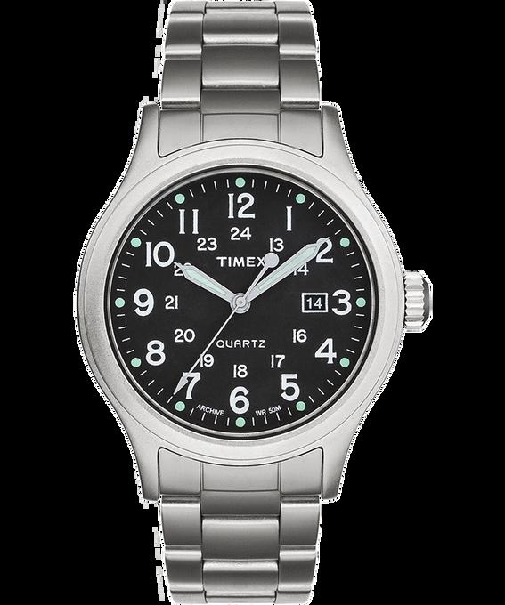 Zegarek Allied z kopertą 40 mm i regulowaną stalową bransoletą
