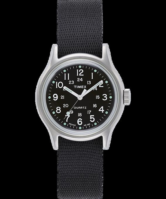 Zegarek MK1 Military z kopertą 36mm i paskiem z grogramu