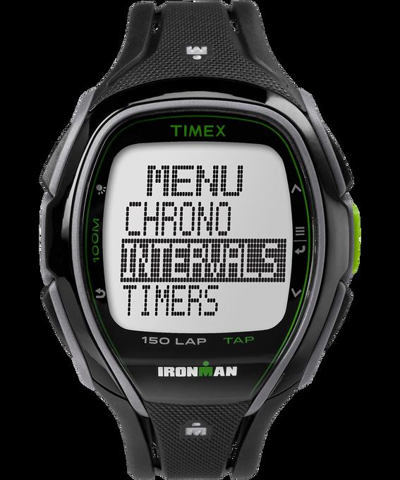 IRONMAN Sleek 150 46mm Resin Strap Watch