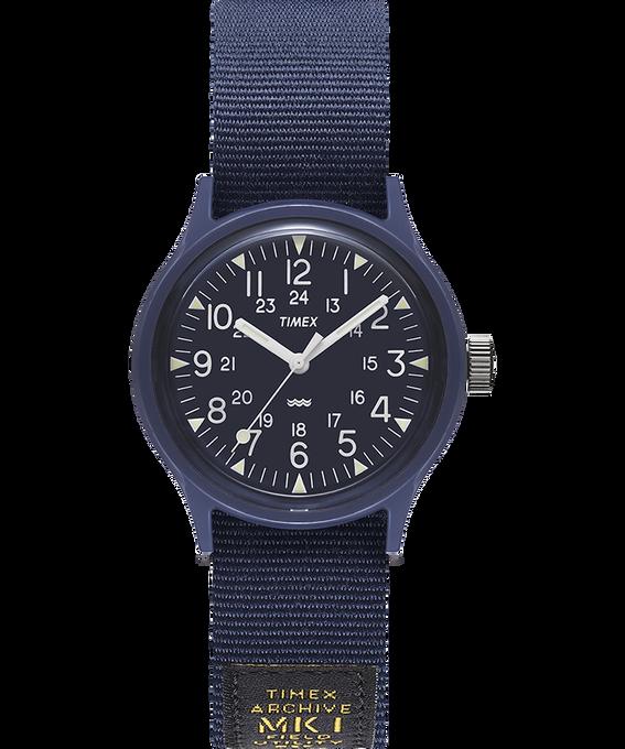 Zegarek MK1 Military z kopertą 36 mm i paskiem z grogramu