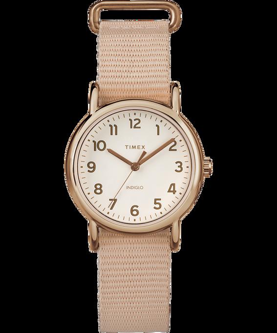 Zegarek Weekender z kopertą 31 mm i nylonowym paskiem