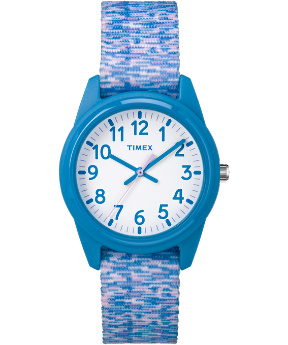 Kids Analog 32mm Digi Nylon Strap Watch