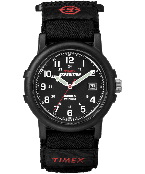 Expedition Camper 38mm Nylon Strap Watch