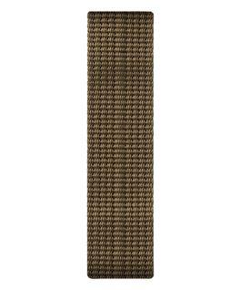 Oliwkowozielony nylonowy przewlekany pasek  large