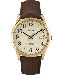 Zegarek Original Easy Reader z kopertą 38 mm i skórzanym paskiem Złoty/Brązowy/Kremowy large