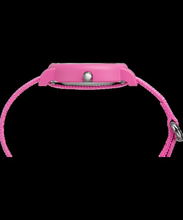 Zestaw podarunkowy Weekender Color Rush z kopertą 34 mm i nylonowym paskiem Pink large