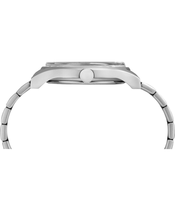 Zegarek MK1 ze stalową kopertą 40 mm i bransoletą Stainless-Steel/Black large