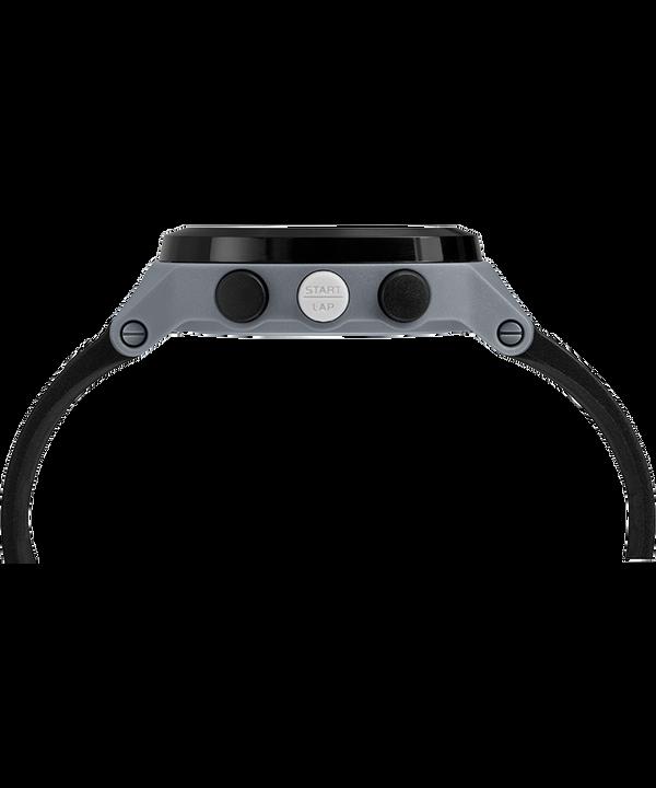 Zegarek Ironman Transit 40 mm Full-Size z paskiem z gumożywicy Czarny large