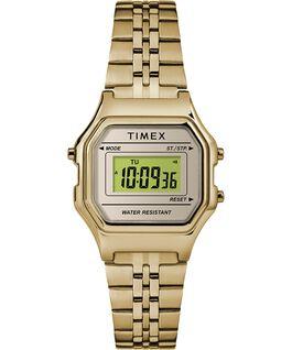 Zegarek Digital Mini z kopertą 27 mm i bransoletą Złoty large