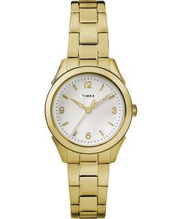 Damski zegarek Torrington z 3 wskazówkami, kopertą 27 mm i bransoletą Złoty/Srebrny large