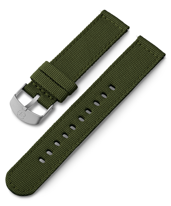 20mm Fabric Strap Zielony large