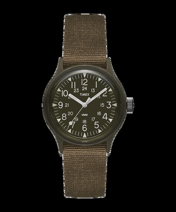 Zegarek MK1 z kopertą 36 mm i nylonowym paskiem  large