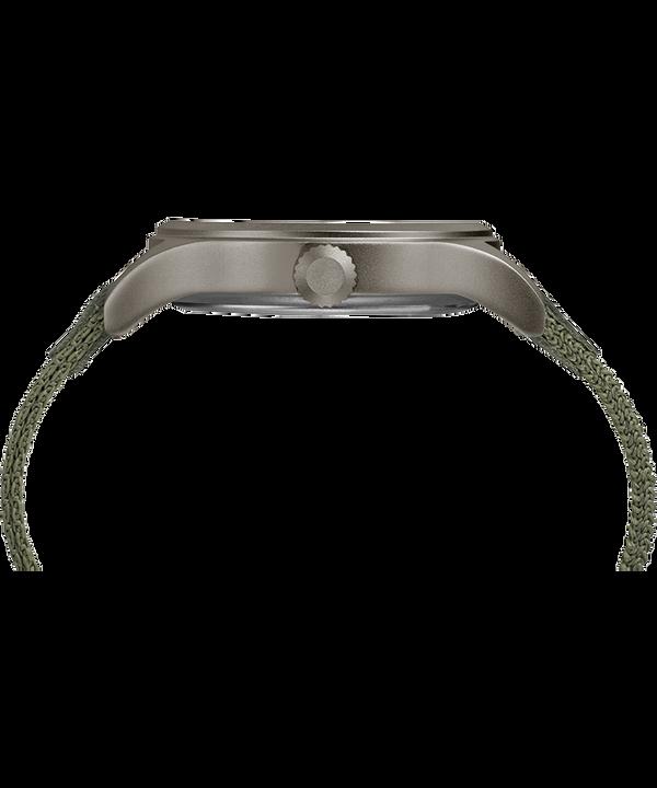 Zegarek Expedition Scout 40 mm z paskiem materiałowym Szary/Zielony large