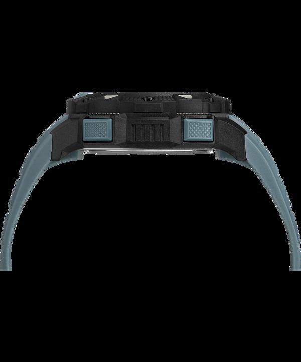 Zegarek Expedition Base Shock z kopertą 45 mm i paskiem z gumożywicy Black/Blue large