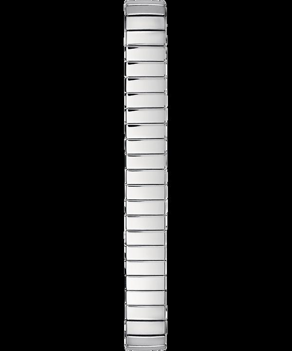 Zegarek 25 mm z elastyczną bransoletą Srebrny large