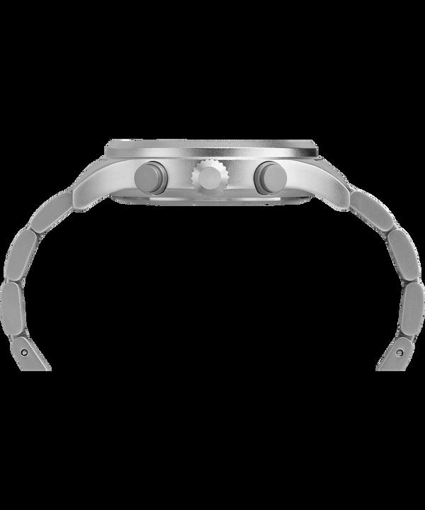 Zegarek Allied Chronograph z kopertą 42 mm i bransoletą Silver-Tone/Natural large