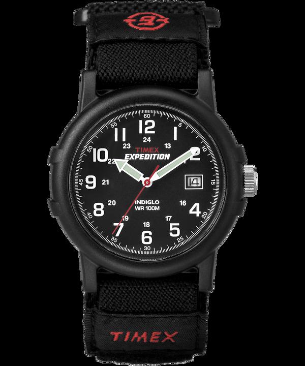 Zegarek Expedition Camper z kopertą 38 mm i paskiem materiałowym FAST WRAP®  large