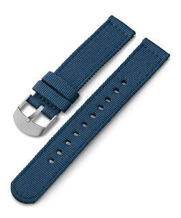 Pasek materiałowy 18 mm Niebieski large