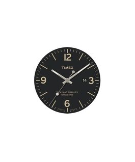 Czarny tarcza / Wskazówka sekundnika w kolorze srebra  large