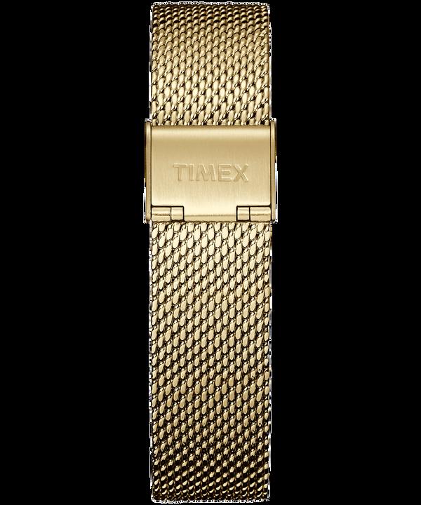 Siatkowa bransoleta 18 mm Gold-Tone large