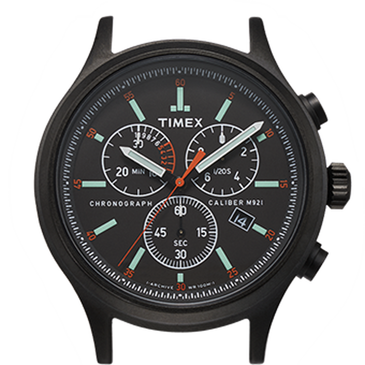 Allied chrono 43 mm  large