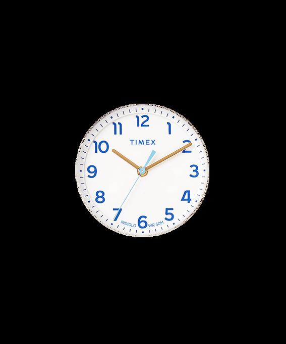 Biała tarcza / Jasnoniebieska wskazówka sekundnika  large