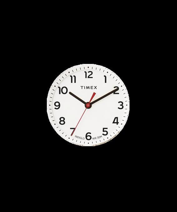 Biała tarcza / Czerwona wskazówka sekundnika  large