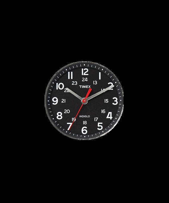 Czarny tarcza / Czerwona wskazówka sekundnika  large